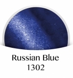 Gel color Cats eye Russian blue