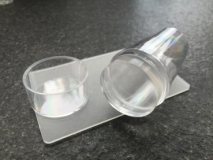 Jelly Stamper Clear Set